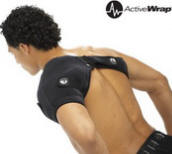 shoulder compression wrap ice or heat