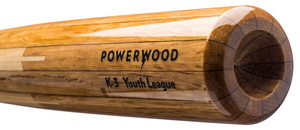 MacDougall Bats, Youth K 3 PowerWood baseball bat for sale