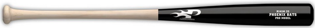 Phoenix MLB Approved birch, maple and ash Bats 32, 33, 33.5, 34 -3