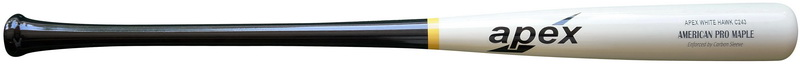 Apex Diamond Wrap Hawk Maple Baseball Bat Made to Withstand Todays Baseball Environment