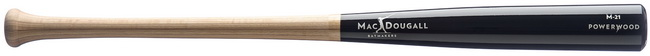 The ALL WOODLAMINATED POWERWOOD BAT Engineered to be the Best
